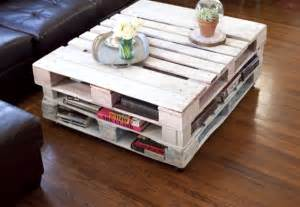 wohnzimmer tisch tolle beispiele für einen wohnzimmertisch aus paletten