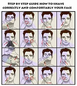 Step By Step Guide How To Shave Correctly And Comfortably