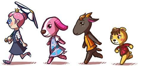 animal crossing images  pinterest fan art