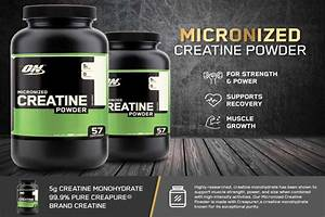 Optimum Nutrition Micronized Creatine Review  U2013 100  Working
