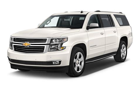 2017 Chevrolet Suburban Reviews And Rating