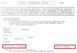 Convocation Permis De Conduire : lettre 48si ~ Medecine-chirurgie-esthetiques.com Avis de Voitures