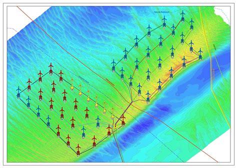 bureau a distance windfarm layout