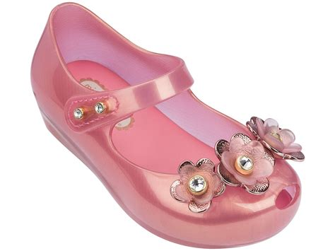 mini melissa ultragirl crystal pink