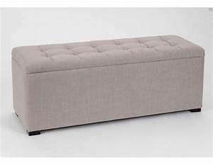 Bout De Lit Capitonné : le grenier de juliette amadeus meubles et d coration ~ Melissatoandfro.com Idées de Décoration