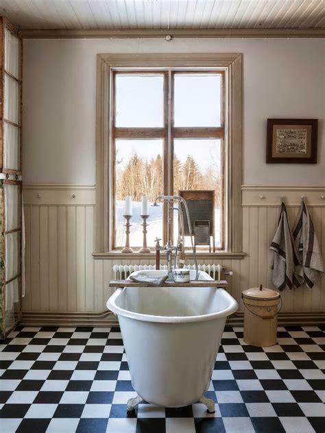 salle de bain retro photo home garden une salle de bains r 233 tro
