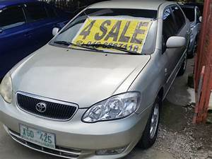 2003 Toyota Altis E For Sale