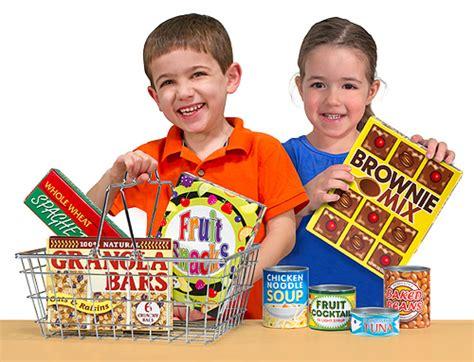 Melissa & Doug Iepirkumu groziņš ar rotaļu produktiem, no ...