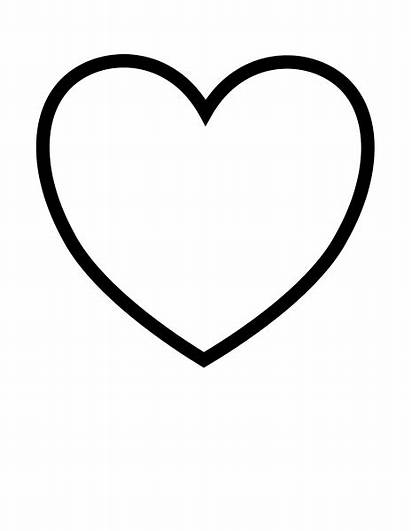 Hearts Coloring Valentines Pages Svg Boys Dotcom