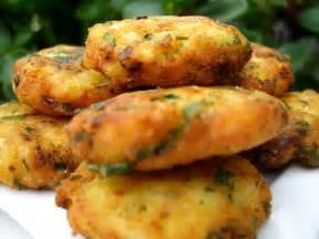 recette de cuisine choumicha croquettes de pomme de terre et poisson choumicha