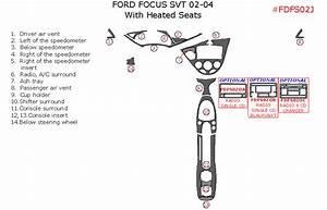 Ford Focus Svt 2002