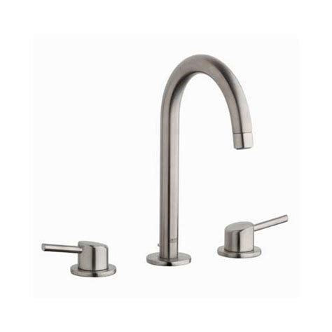 grohe kitchen sink faucets grohe concetto 8 in widespread 2 handle bathroom faucet