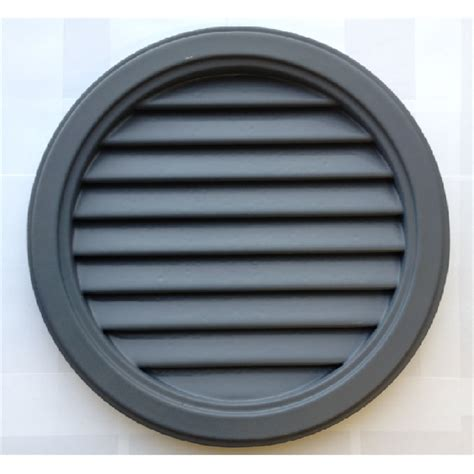 gablemaster 500mm round non functional decorative gable vent