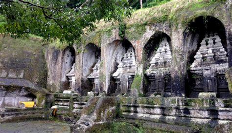 pura gunung kawi situs kuno pantang dilewatkan  bali