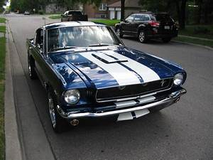 Eye Candy: 1965 Mustang GT 350   The Star