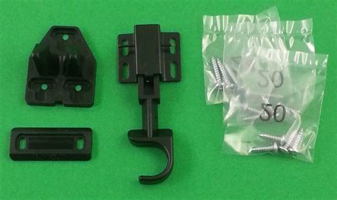 jr products rv trailer bullet screen entry door latch