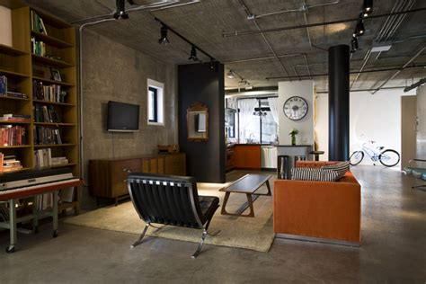 Vintage Modern Loft  Decoholic. Simple White Living Room. Casual Living Room Chairs. Painting Walls Ideas For Living Room. Mid Century Living Room Furniture. Interior Design Indian Living Room. Best Wallpaper For Living Room. Living Room Layout Fireplace And Tv. Living Room Decoration Idea