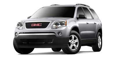 2009 gmc acadia recalls iseecars