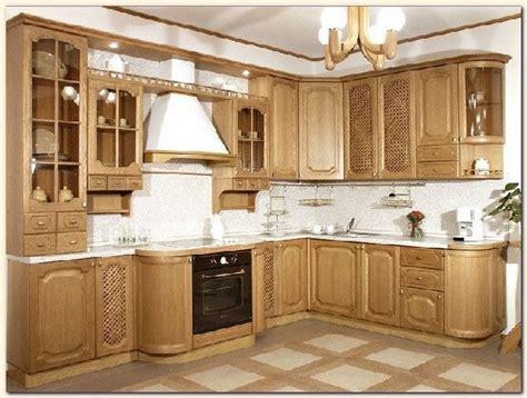cuisines en bois decoration de cuisine en bois dootdadoo com idées de