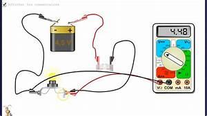 Utilisation D Un Ohmmètre : tutoriel utilisation d 39 un voltm tre youtube ~ Premium-room.com Idées de Décoration