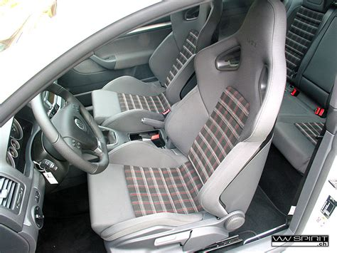 Interieur Golf 5 Gti by Golf V Selleries