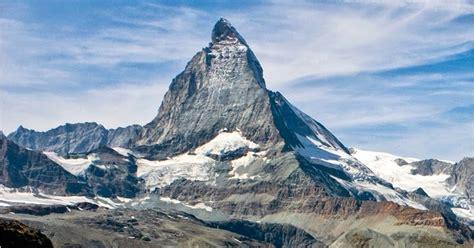 testclod le mont cervin ou matterhorn 4 478 m dans le valais suisse
