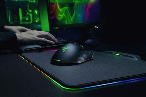gaming mouse super wireless battery pc razer gamer