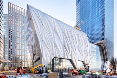 From The Shed by New York S Hudson Yards Opens This Week