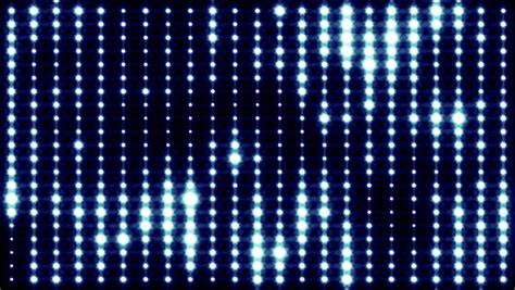 led lights seamless looping animation stock footage 1866244