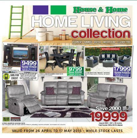 house  home furniture catalogue apr