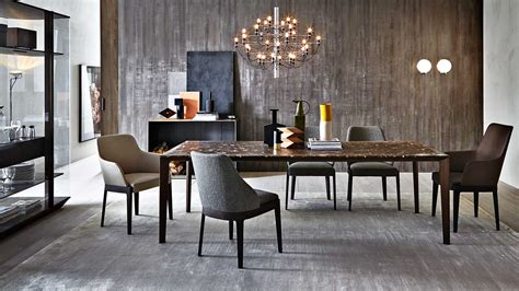 chelsea dining chair  molteni  hub furniture