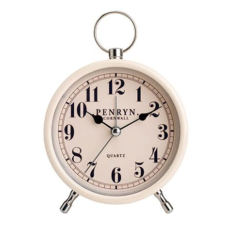 shabby chic alarm clock quartz hoop alarm clock from marks spencer shabby chic design ideas housetohome co uk
