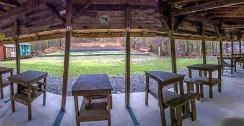 outdoor pistol range monroe chester sportsmens club
