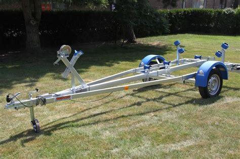 Custom Bootstrailer by Neptun Navy Bootsanh 228 Nger 750kg Anh 228 Nger Kloock Gmbh