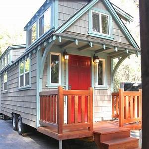 Tiny House Mobil : tiny house talk man builds mobile tiny cottage with front porch ~ Orissabook.com Haus und Dekorationen