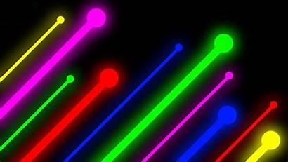 Neon Abstract Wallpapers
