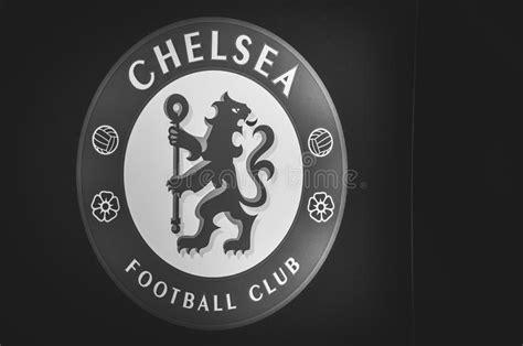 FC Chelsea Emblem editorial stock image. Image of football ...