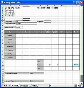 How to make timecard in excel how to make your own pay for How to create template in php