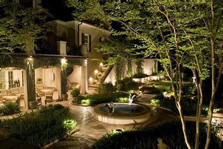 led  voltage landscape outdoor lighting dallas tx