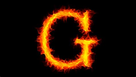 Related Keywords & Suggestions For Letter G On Fire