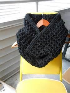 Chunky Infinity Scarf Crochet Pattern Free