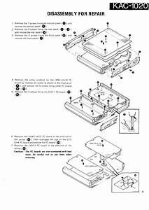 Kenwood Kac 1020 Manual Arts
