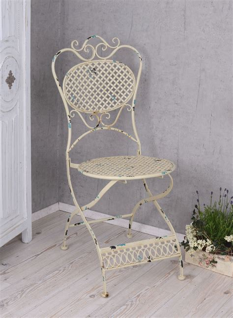 shabby chic garden chairs nostalgic metal chair antique chair shabby chic garden chair
