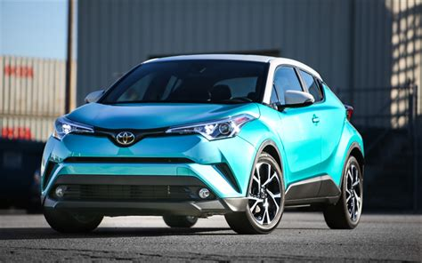 Toyota Chr Hybrid 4k Wallpapers by Wallpapers 4k Toyota C Hr Crossovers 2018 Cars