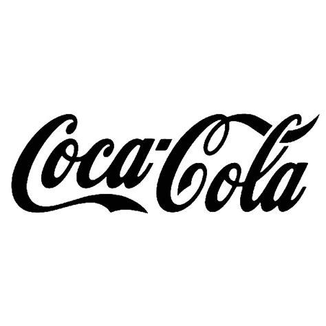 coca cola aufkleber aufkleber coca cola webwandtattoo