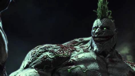 batman arkham asylum part  titan joker boss youtube