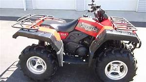 2000 Yamaha Yfm600 Grizzly 600 4x4 Quad Parting Out