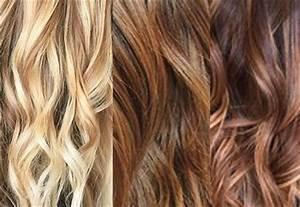 Cheveux Couleur Caramel : cheveux la tendance caramel coup de pouce ~ Melissatoandfro.com Idées de Décoration