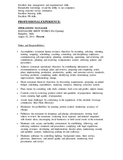 time management resume the best letter sle