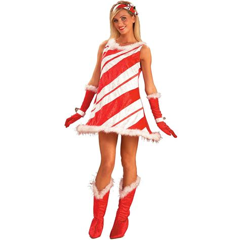 adult miss candy cane woman costume 44 99 the costume
